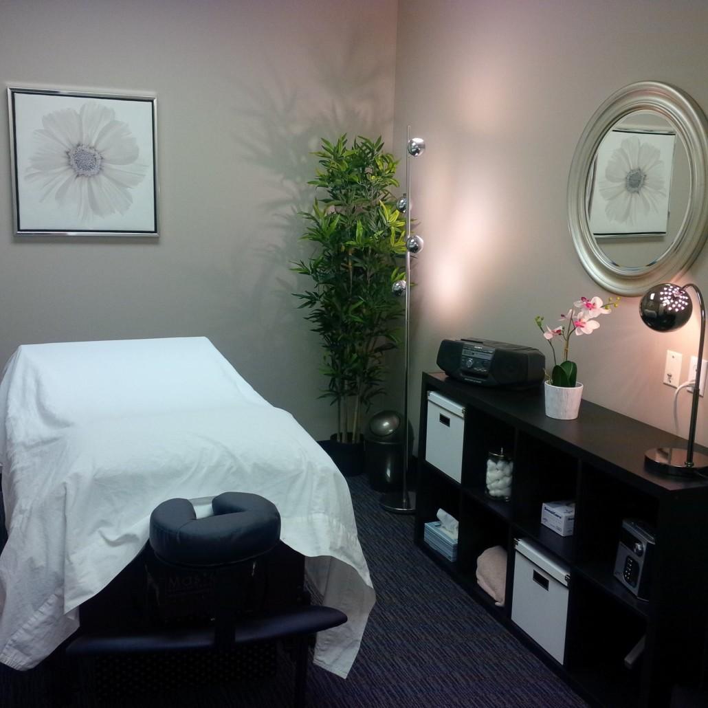 Northwest Calgary Naturopathic Medicine Treatment Room 2