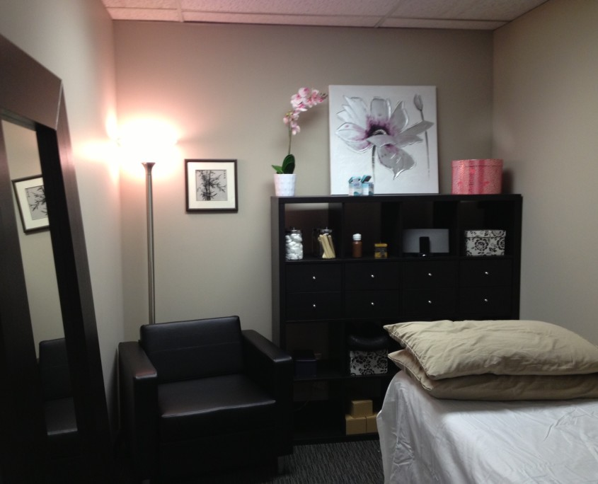 Northwest Calgary Naturopathic Medicine Treatment Room